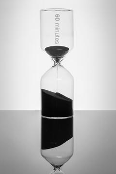 Magpie & Jay Hour Sand Timer - Product List Image