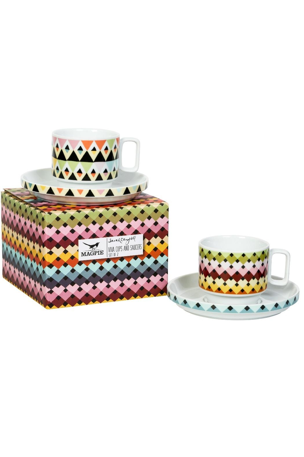 Magpie & Jay Viva Coffee Set - Main Image