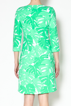 Mahi Gold Green Bimini Dress - Alternate List Image