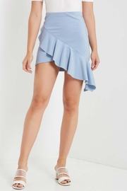 Mai Tai High Waist Ruffle Skirt - Product Mini Image