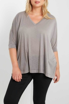 Mai Tai Kelsey Vneck Pullover - Product List Image
