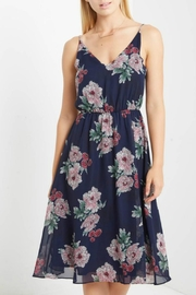 Mai Tai Navy Floral Dress - Product Mini Image