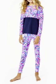 Lilly Pulitzer  Girls Maia Leggings - Product Mini Image