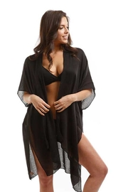 Wona Trading Maid-Of-Honor Beach Cover-Up - Front full body