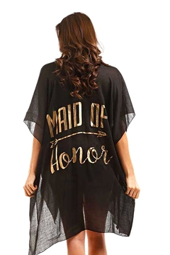 Wona Trading Maid-Of-Honor Beach Cover-Up - Product List Image
