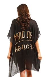 Wona Trading Maid-Of-Honor Beach Cover-Up - Product Mini Image