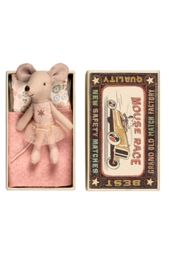 Maileg Ballerina Sister Mouse Toy - Product List Image