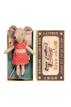 Maileg Big Sister Mouse Toy - Alternate List Image