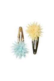 Maileg Dahlia Hair Clips - Front cropped