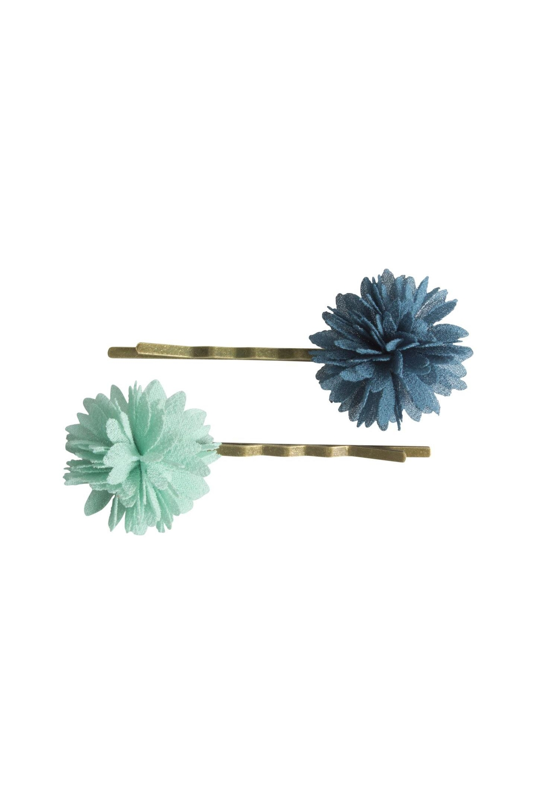 Maileg Flower Bobby Pins - Front Cropped Image