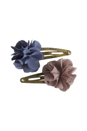 Maileg Flower Hair Clips - Front cropped