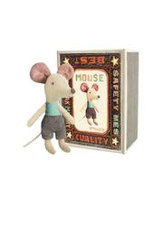 Maileg Little Brother Mouse - Product Mini Image