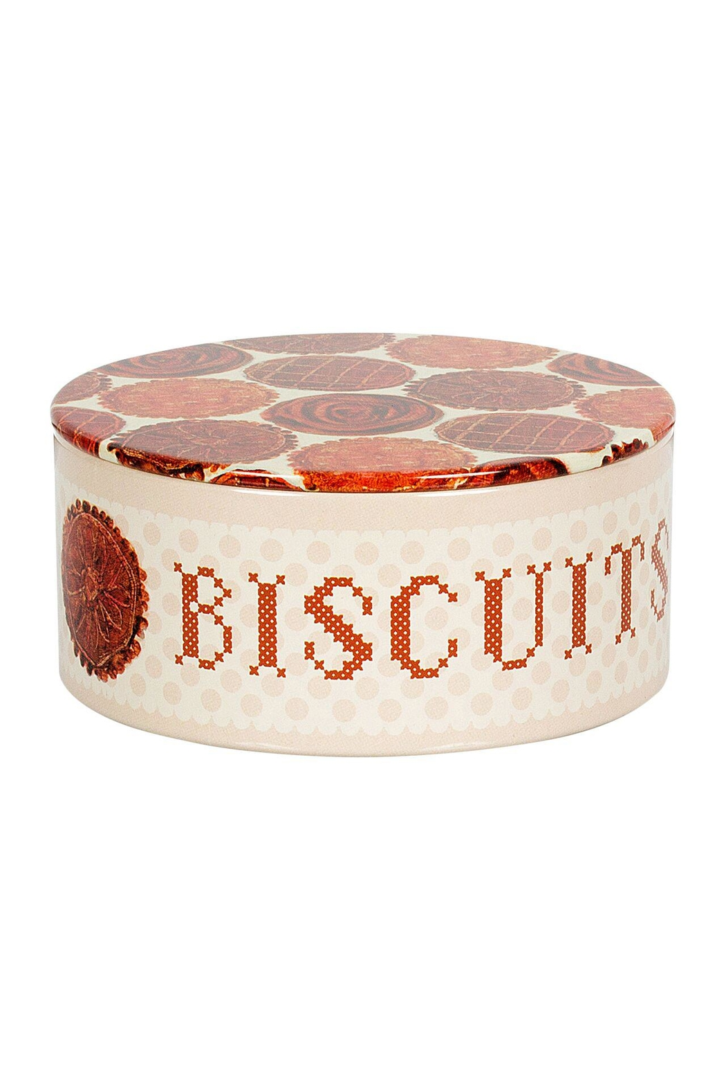 Maileg Tin Cookie Box - Front Cropped Image