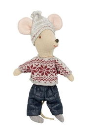 Maileg Snow Mouse - Product Mini Image
