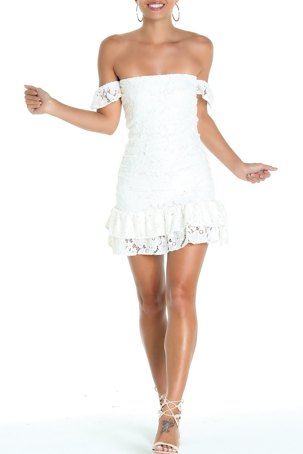 Lucy Love MAIN ATTRACTION DRESS - Main Image