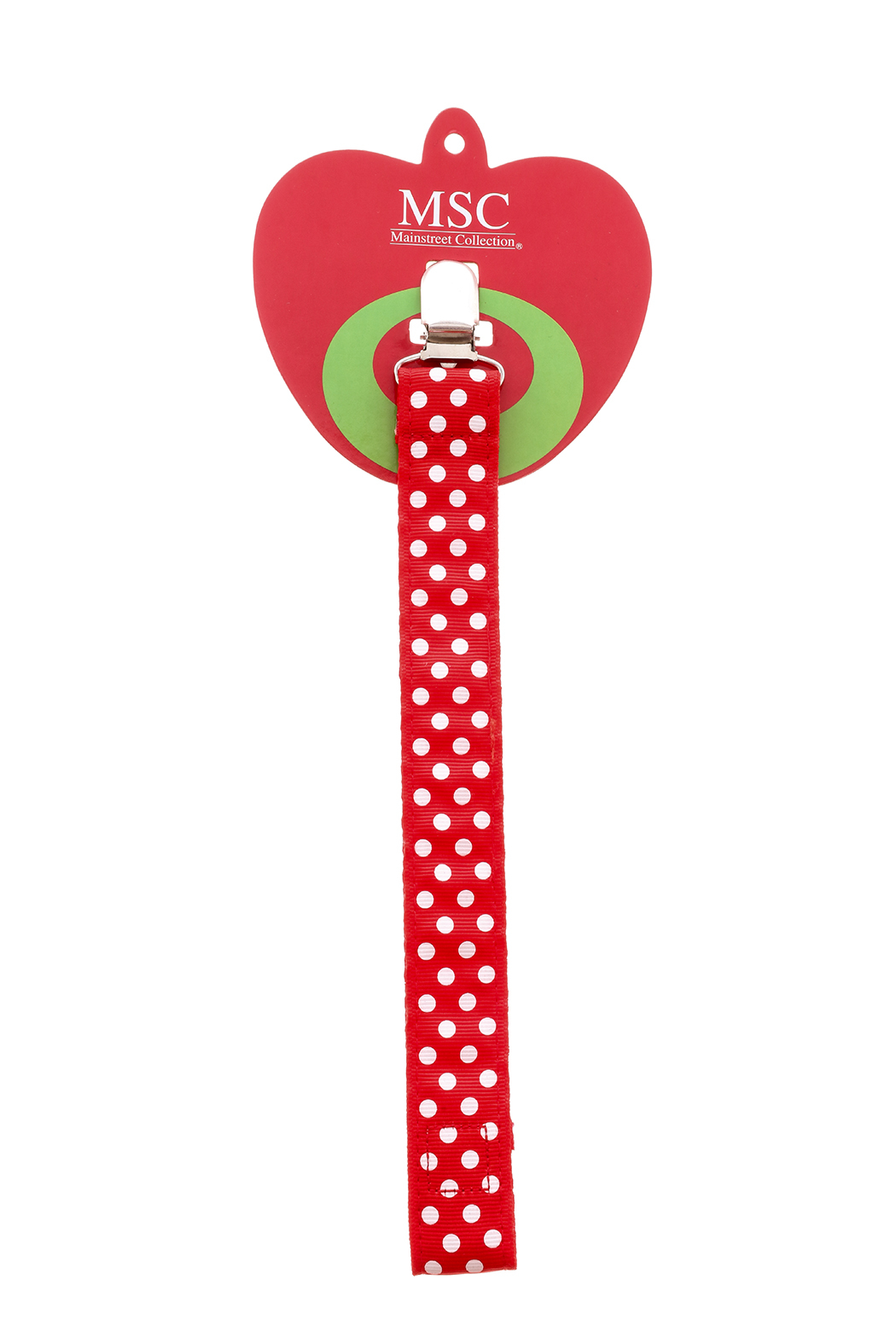 Main Street Collection Pacifier Holder - Main Image
