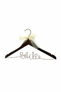 Mainstreet Collections Bride Hanger - Alternate List Image