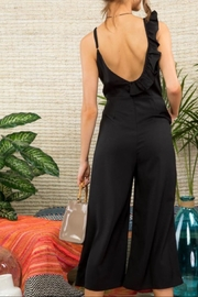 Mainstrip Ruffle One-Shoulder Jumpsuit - Side cropped