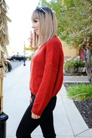 Mainstrip Tomato Lover Sweater - Back cropped