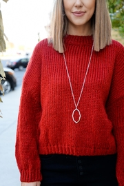 Mainstrip Tomato Lover Sweater - Side cropped