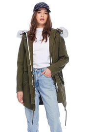 Moose Knuckles  Mainville Canvas Parka - Other