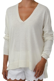 Cortland Park Mairead Sweater - Front cropped