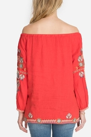 Johnny Was Maisie Fruit Blouse - Side cropped