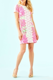 Lilly Pulitzer Maisie Stretch Shift - Back cropped
