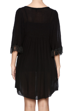 Maison Coupe Fringe Dress - Alternate List Image