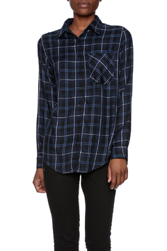 Maison Coupe Plaid Shirt - Product List Image