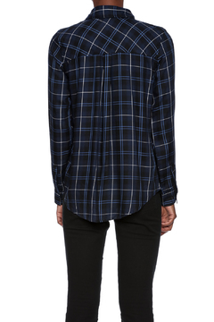 Maison Coupe Plaid Shirt - Alternate List Image
