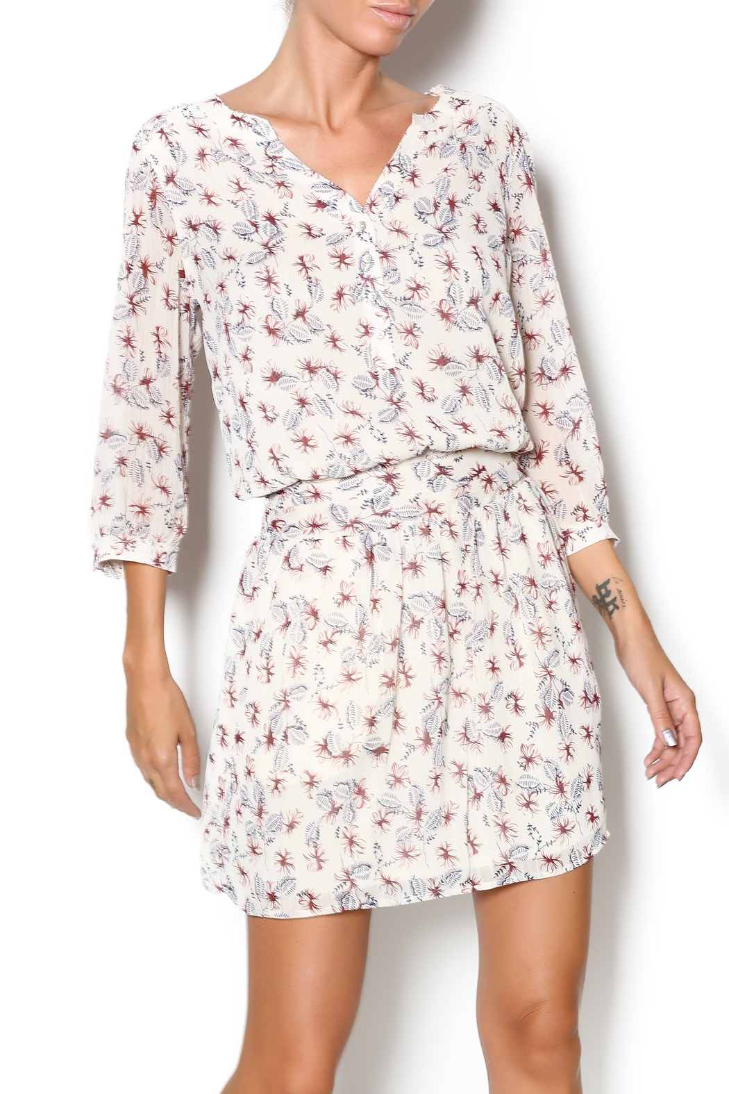 18bf7182c0 Maison Scotch Drop Waist Dress from Marina by y i clothing boutique ...