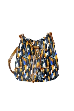 Shoptiques Product: Printed Feather Bags