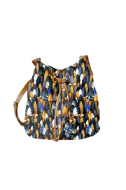 Maison Baluchon Printed Feather Bags - Product Mini Image