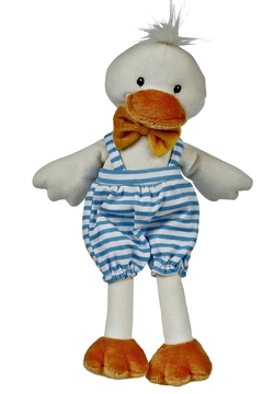 Maison Chic Doodles Plush Duck - Alternate List Image