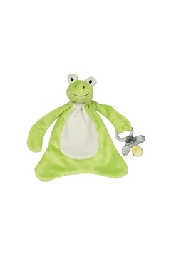 Maison Chic Frog Paci Clip - Alternate List Image