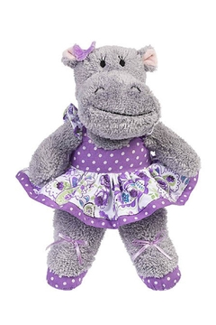 Shoptiques Product: Heather Stuffed Hippo