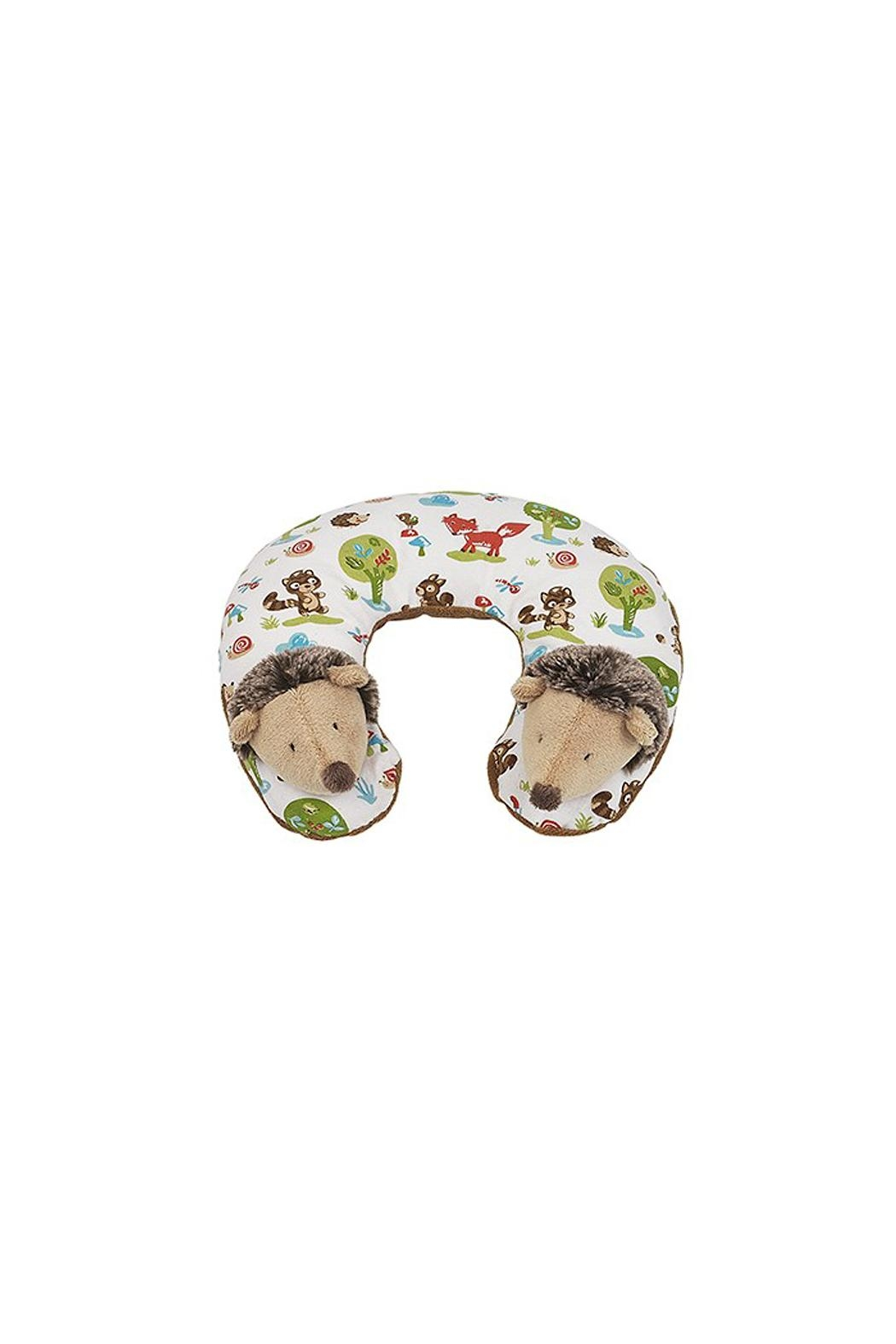 Maison Chic Hedgehog Travel Pillow - Front Cropped Image