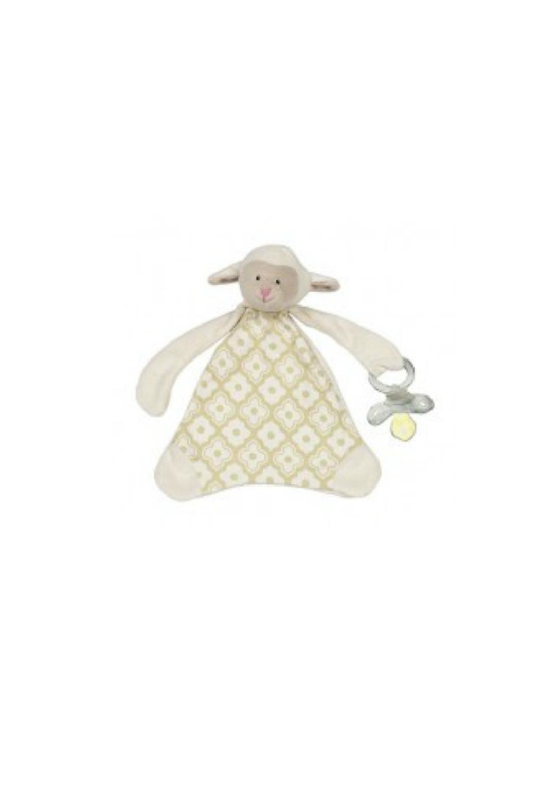 Maison Chic Lamb Paci Clip - Front Cropped Image