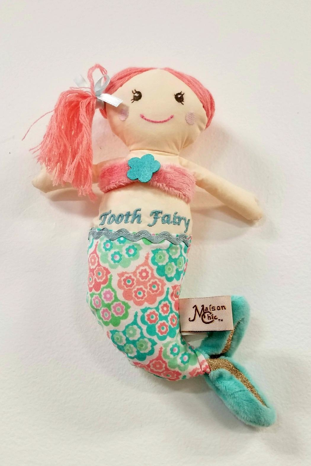Maison Chic Mermaid Tooth-Fairy Doll - Main Image