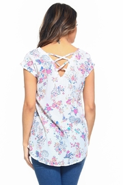 Maison Coupe Floral Top - Other