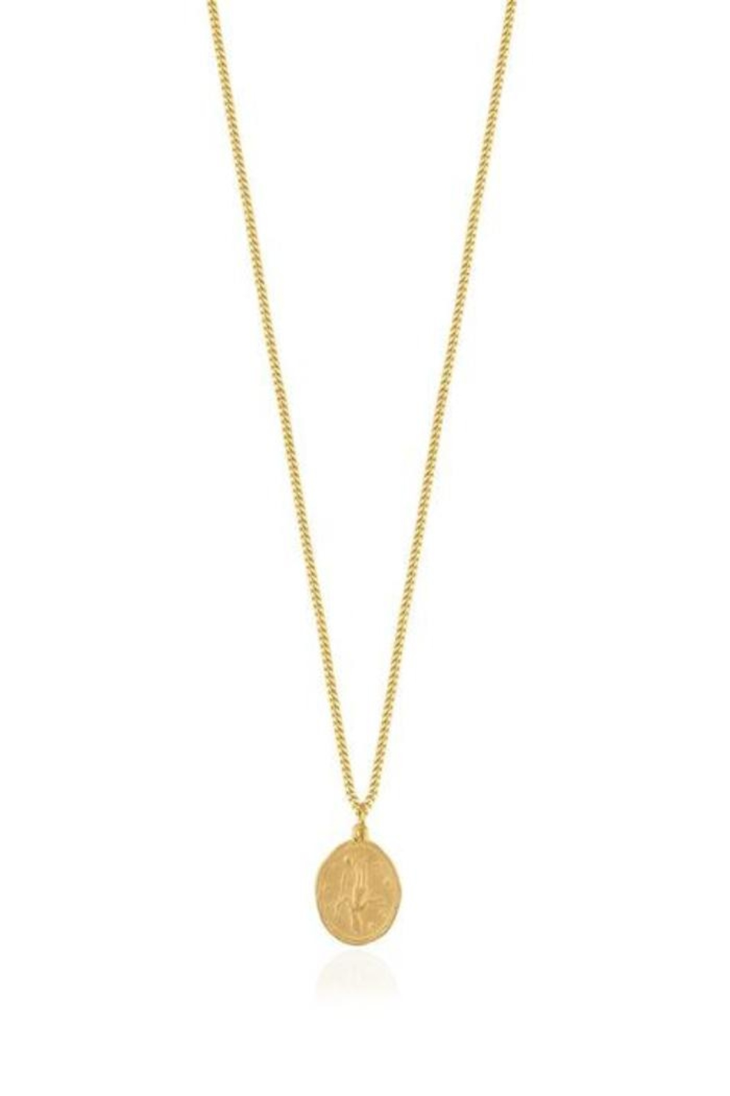 Maison Irem Choker Coin Diva - Front Cropped Image