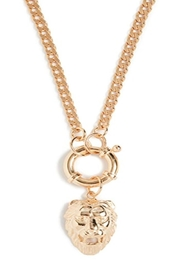 Maison Irem Necklace Chain With Lion - Product Mini Image