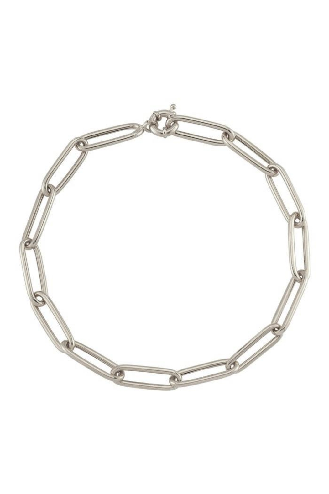 Maison Irem Necklace Lenon In Silver - Main Image