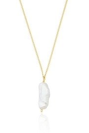 Maison Irem Necklace Pearl Swan - Product Mini Image
