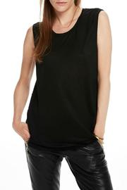 Maison Scotch Black Tank - Product Mini Image