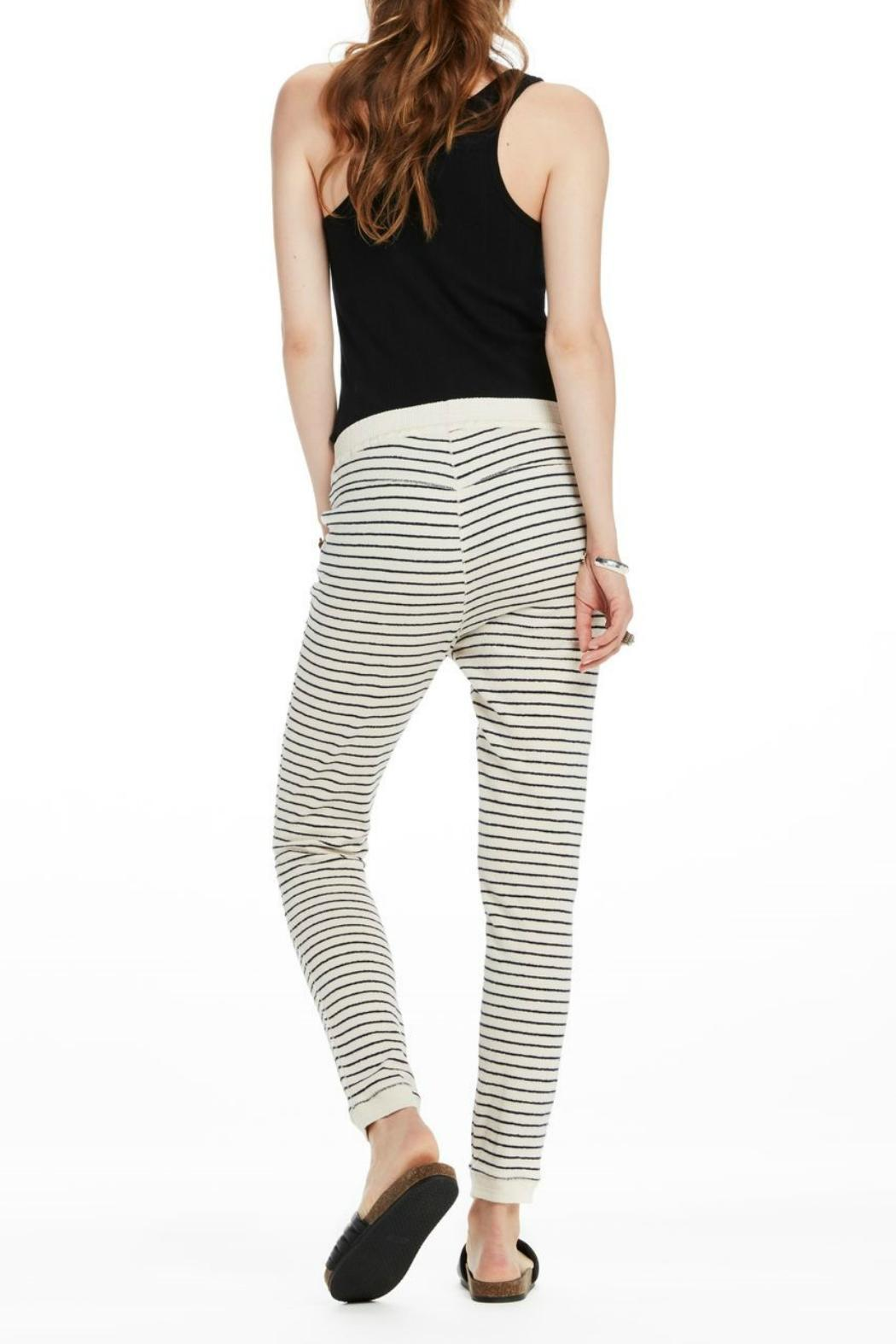 Maison Scotch Detailed Sweat Pants - Front Full Image