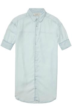 Shoptiques Product: Long Tencel Shirt