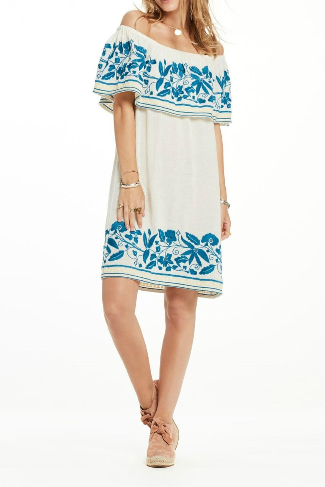 90edf6000dee Maison Scotch Off Shoulder Dress from Canada by Tea Leaf Boutique ...