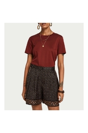 Maison Scotch Pyjama-Inspired Shorts - Product Mini Image